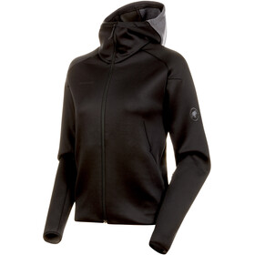 Mammut Logo ML Hooded Jacket Women black